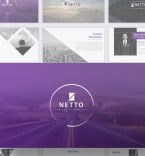PowerPoint Template  #70834