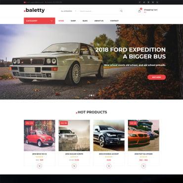 Купить  пофессиональные WooCommerce шаблоны. Купить шаблон #70835 и создать сайт.