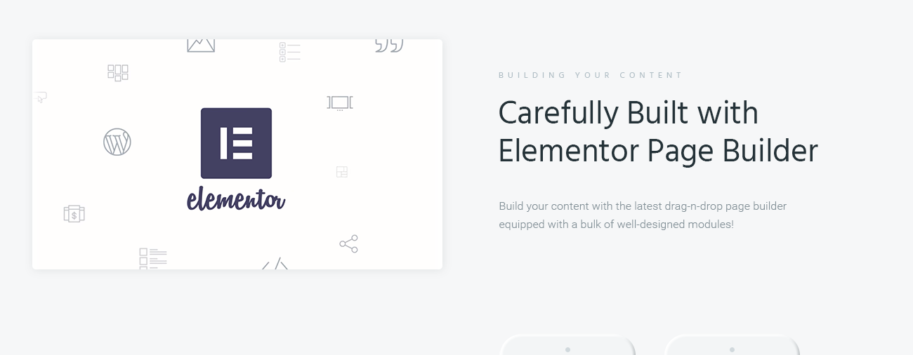 Website Design Template 70855 - shopping premium promotion responsive testimonials creative design