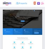 Website Template  #70897