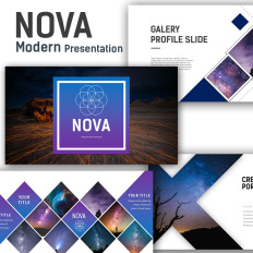 Powerpoint smartart templates art powerpoint templates art ppt nova modern presentation toneelgroepblik Images