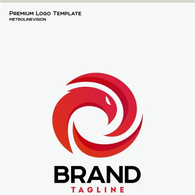 Phoenix Logo Template #70881