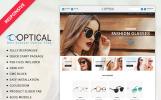 """Responzivní OpenCart šablona """"Optical Store"""""""