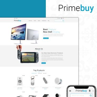 Preview image of Primebuy - Responsive 1.7