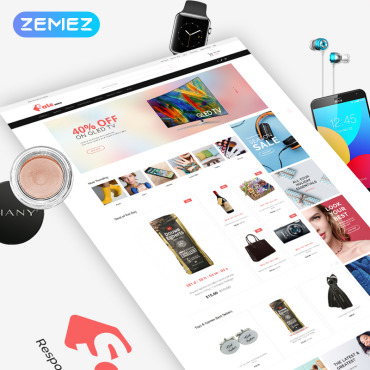 Preview image of SaleZone - Wholesale Store