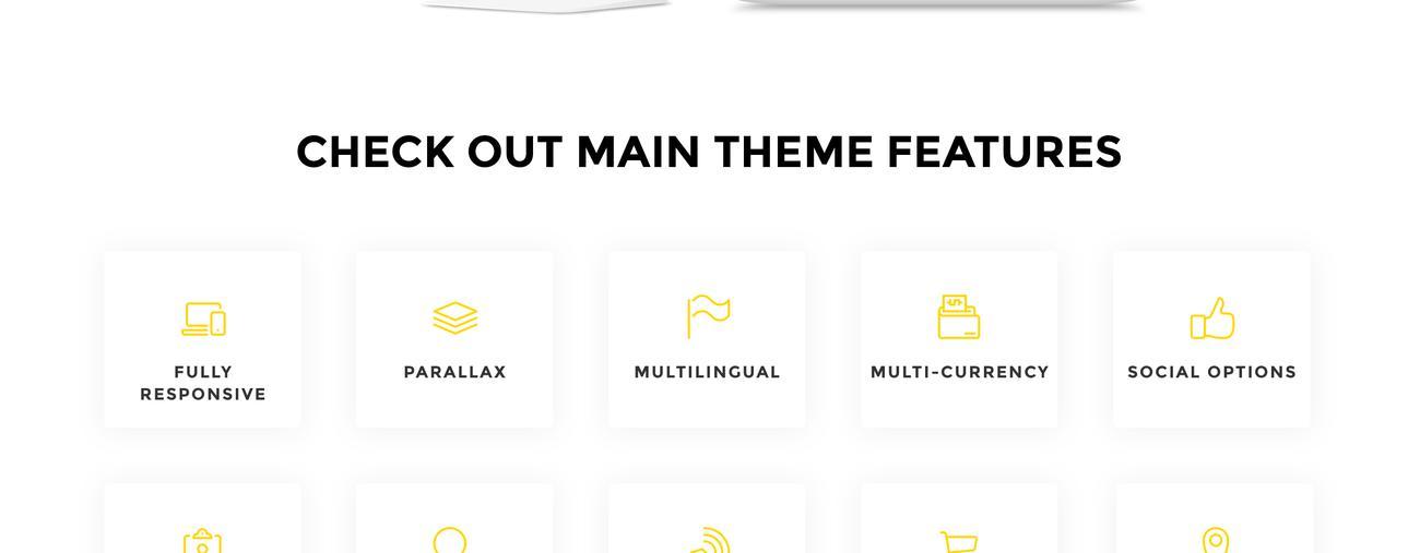 Website Design Template 71026 - store