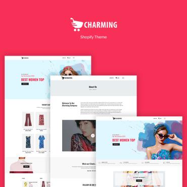 Купить  пофессиональные Shopify шаблоны. Купить шаблон #71060 и создать сайт.