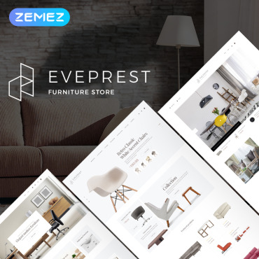 Preview image of Eveprest Furniture 1.7 - Furniture Store
