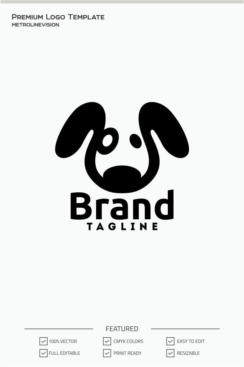 Dog Logo Template #71050