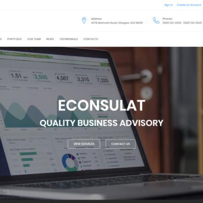 Call Center Responsive Templates | TemplateMonster