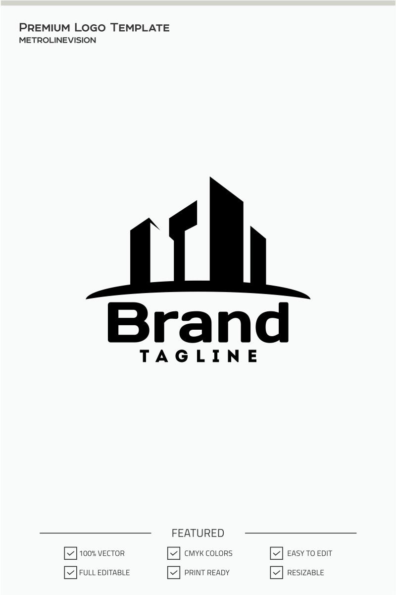 real estate logo template 71088