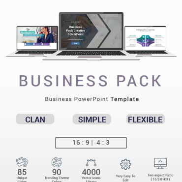 Preview image of Business Pack