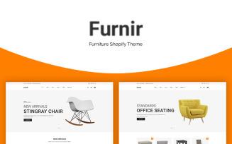 Furnir - Furniture Shopify Theme