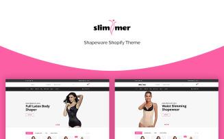 Slimmer - Shapeware Shopify Theme