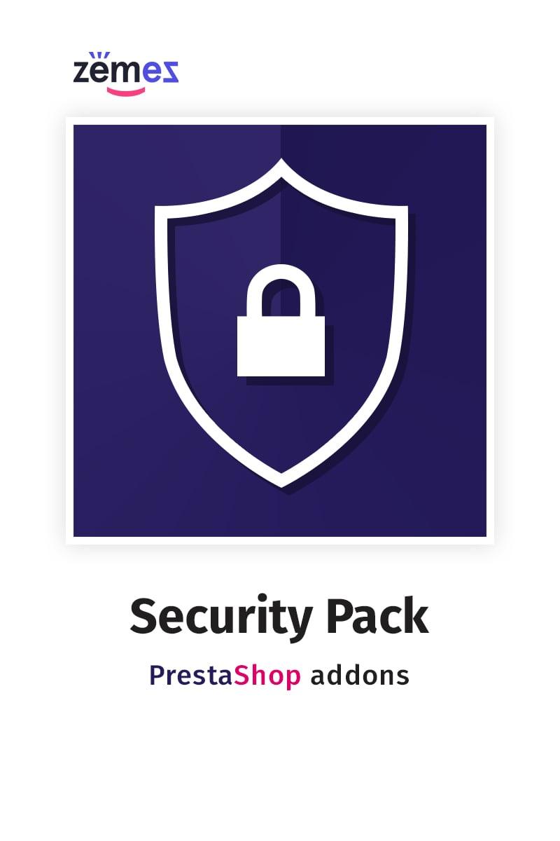 Security Pack Extensão PrestaShop №71223