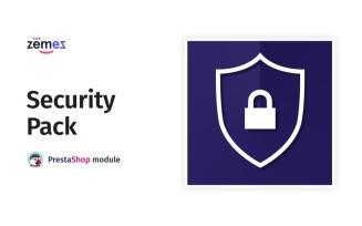 Security Pack PrestaShop Module