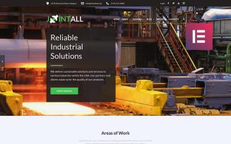 Jointall - Construction Company WordPress Elementor Theme