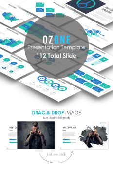 database powerpoint templates - template monster, Database Presentation Template, Presentation templates