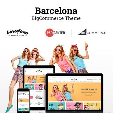 Купить  пофессиональные BigCommerce Themes. Купить шаблон #71427 и создать сайт.