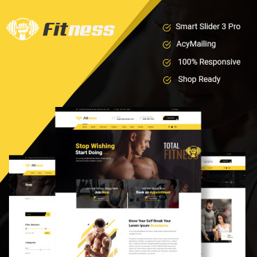 Preview image of JD Fitness - Best Gym & Fitness