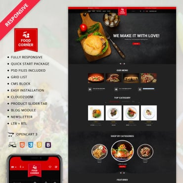 Preview image of Foodcorner