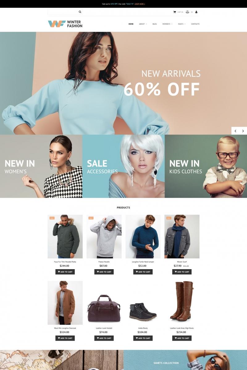 Website Design Template 71467 -