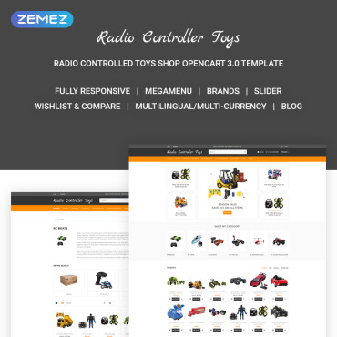 Preview image of Radio Controller Toys - Simple Electronic Toys Online Shop