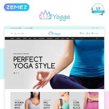 Preview image of Yogga - Sports Shop
