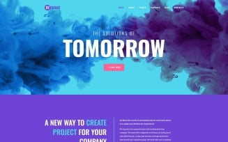 Eventagy - Event Agency WordPress Elementor Theme