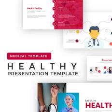 Ppt templates for kindergarten template monster healthcare presentation powerpoint template medical skin toneelgroepblik Image collections
