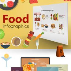Food ppt powerpoint templates templatemonster mega food toneelgroepblik Choice Image