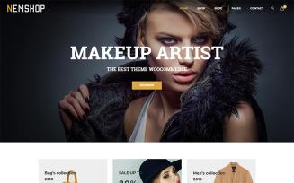 Nemshop – Responsive WordPress WooCommerce Theme
