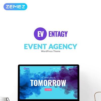 Responsive Tema De WordPress #71422 para Sitio de  para Sitio de Organización de eventos