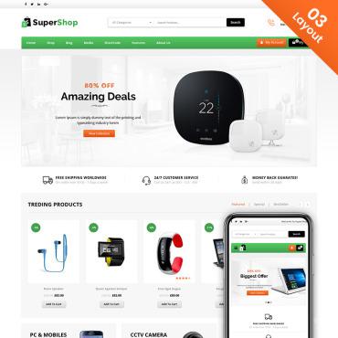 Preview image of Super Shop - Multi Purpose Store
