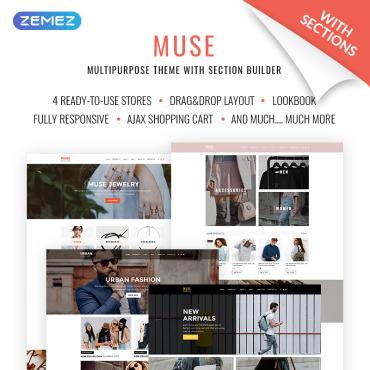 Купить  пофессиональные Shopify шаблоны. Купить шаблон #71512 и создать сайт.