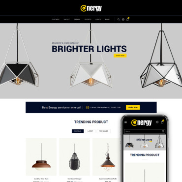Preview image of Energy - Lights Store