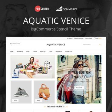 Купить  пофессиональные BigCommerce Themes. Купить шаблон #71520 и создать сайт.