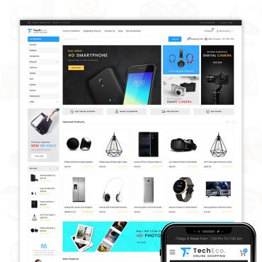 Купить  пофессиональные BigCommerce Themes. Купить шаблон #71521 и создать сайт.