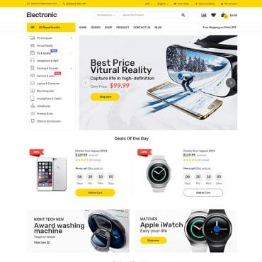 Купить  пофессиональные WooCommerce шаблоны. Купить шаблон #71558 и создать сайт.