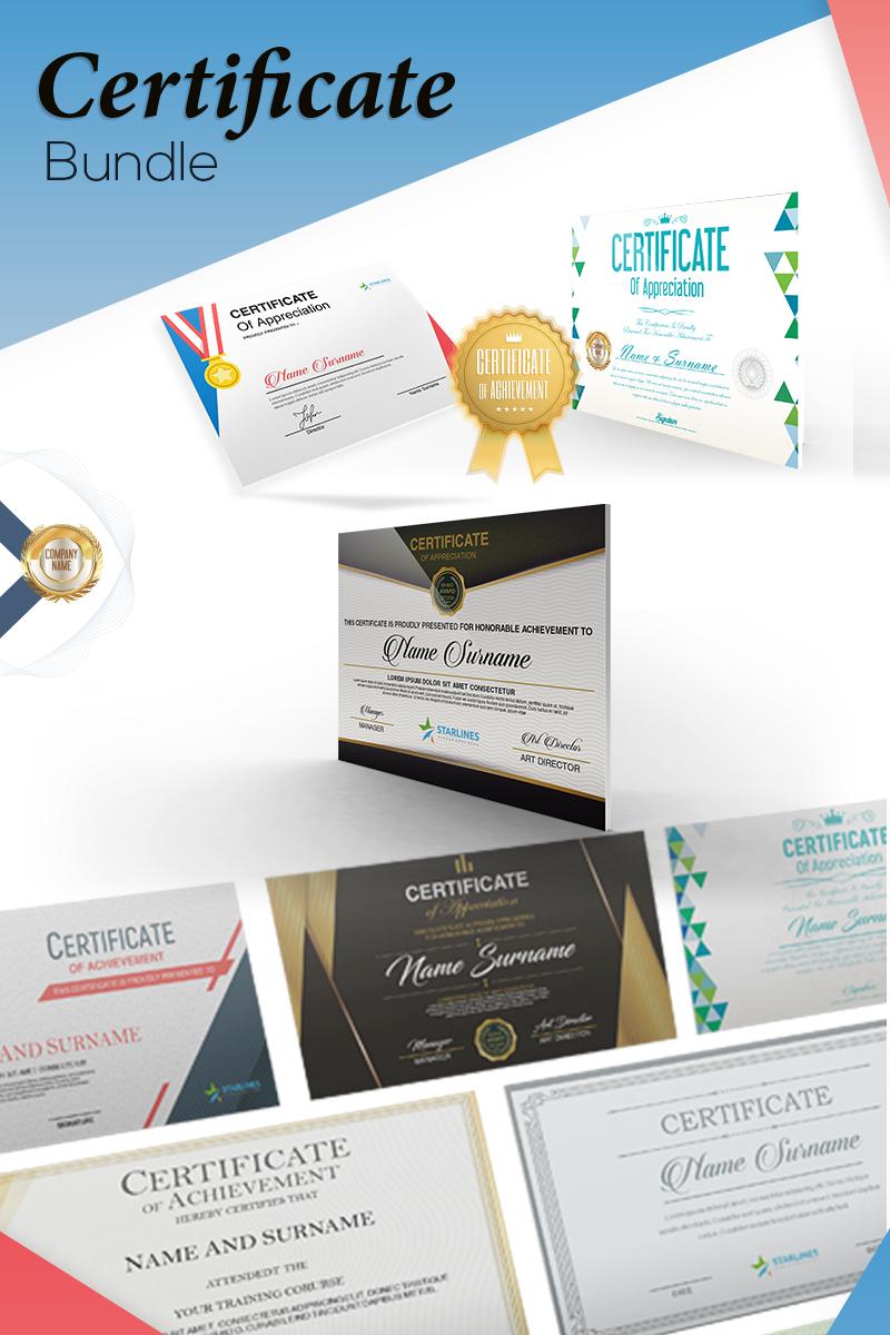 Appreciation Certificate Template 71505