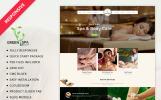 Plantilla OpenCart para Sitio de Tienda de Cosméticos