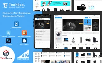 TechEco BigCommerce Theme
