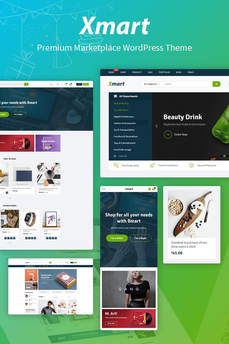 Xmart - Multi-purpose eCommerce Theme WooCommerce Theme - screenshot