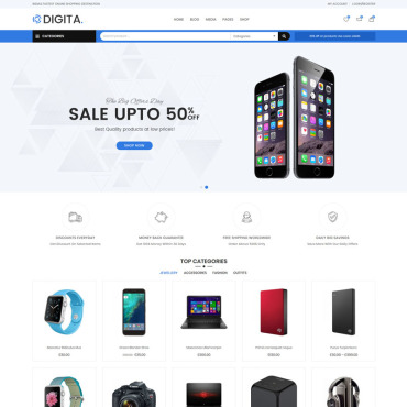 Preview image of Digita - Electronics