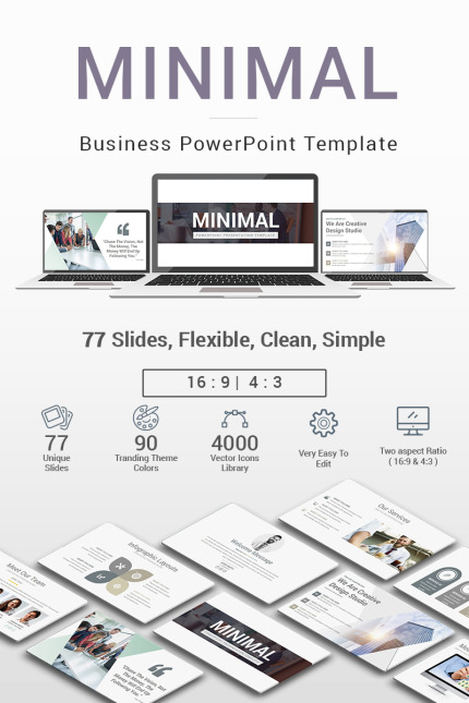 PowerPoint Template  #71636