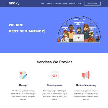 Preview image of SEOBizz - SEO & Digital Marketing Agency HTML5