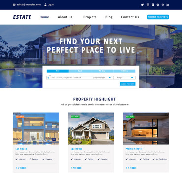 Preview image of Real Estate for Builders