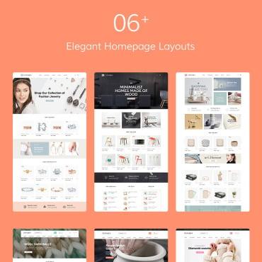 Купить  пофессиональные Shopify шаблоны. Купить шаблон #71651 и создать сайт.
