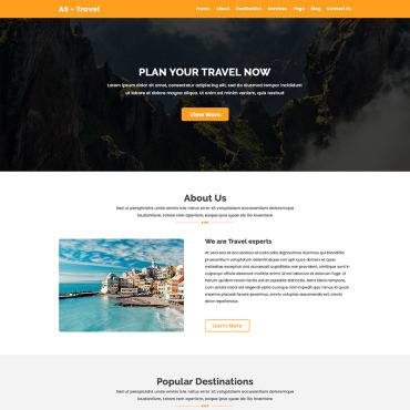Preview image of AS-TRAVEL - Tours and Travel