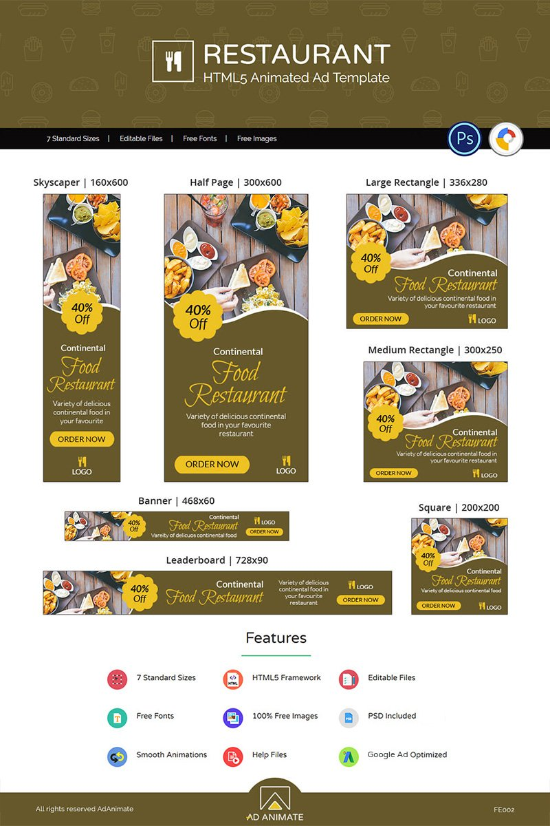 Most Popular Animated Banner No. 24  Animated Banner Inside Animated Banner Template
